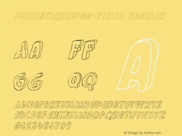 Fantastique-Italic