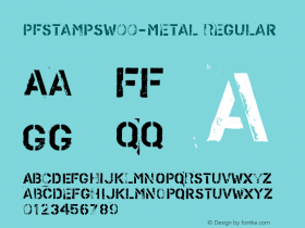 PFStamps-Metal