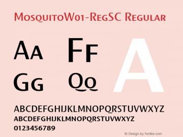 Mosquito-RegSC