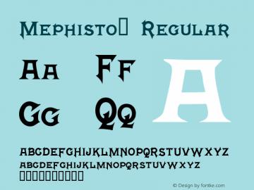 Mephisto™