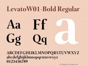 Levato-Bold