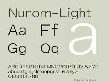 Nurom-Light