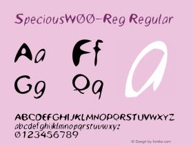 Specious-Reg
