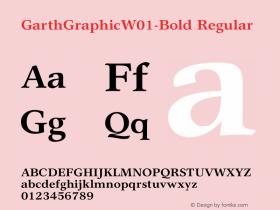 GarthGraphic-Bold