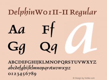 DelphinII-II
