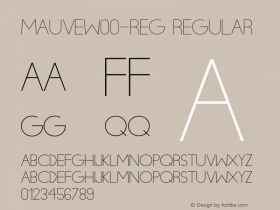 Mauve-Reg