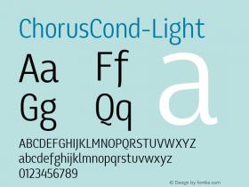 ChorusCond-Light