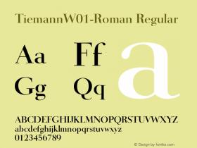 Tiemann-Roman