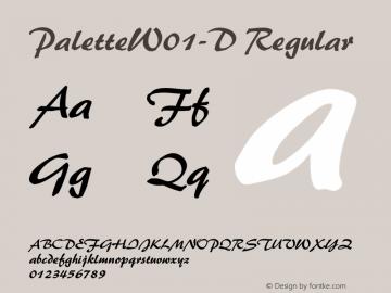 Palette-D