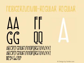 FiebigerZwei-Regular