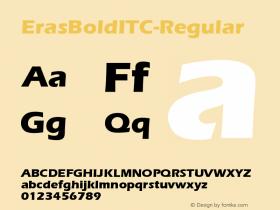 ErasBoldITC-Regular