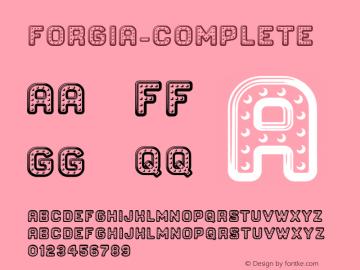 Forgia-Complete