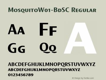 Mosquito-BdSC