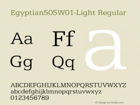 Egyptian505-Light