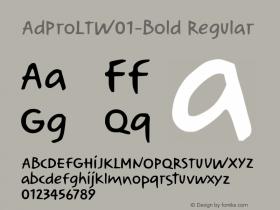 AdProLT-Bold