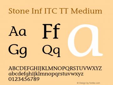Stone Inf ITC TT