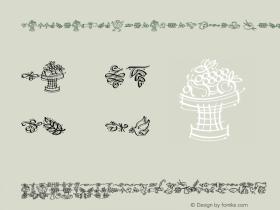CalligraphicOrnaments