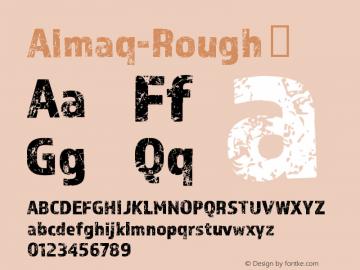 Almaq-Rough