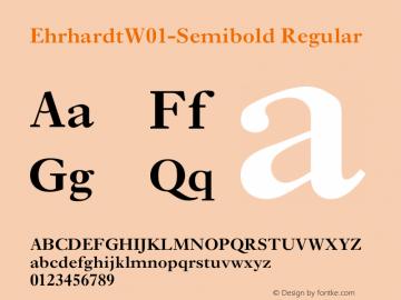 Ehrhardt-Semibold