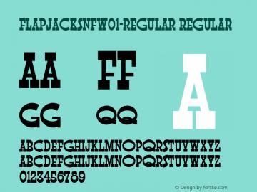 FlapJacksNF-Regular