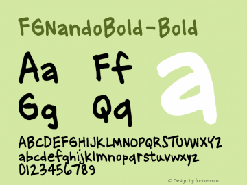 FGNandoBold-Bold