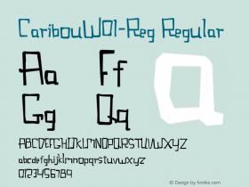 Caribou-Reg
