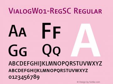 Vialog-RegSC
