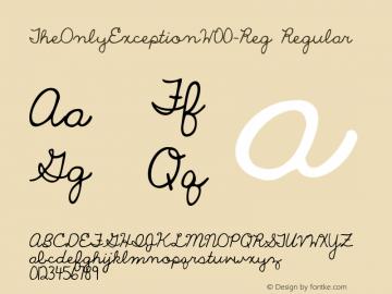TheOnlyException-Reg