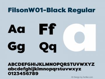Filson-Black