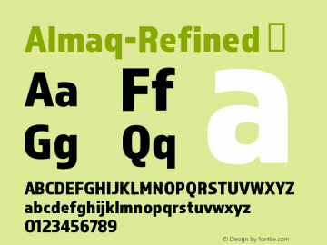 Almaq-Refined