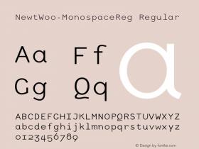 Newt-MonospaceReg