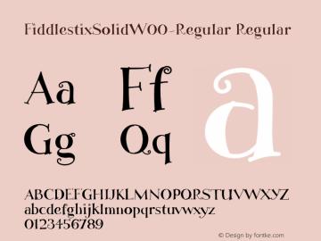 FiddlestixSolid-Regular
