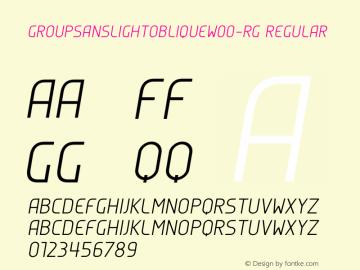 GroupSansLightOblique-Rg