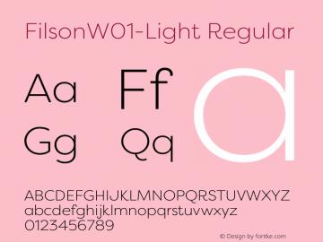Filson-Light