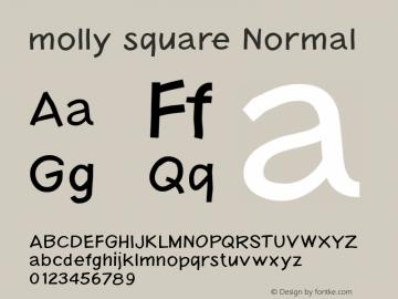 molly square
