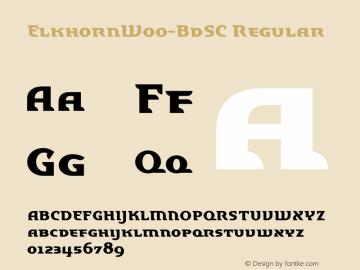 Elkhorn-BdSC