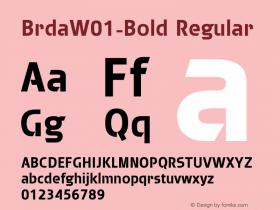 Brda-Bold