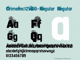CrimeInc12-Regular