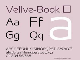 Vellve-Book