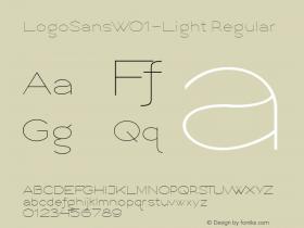 LogoSans-Light