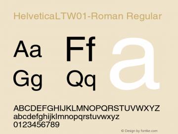 HelveticaLT-Roman
