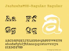 Jackcake-Regular