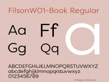 Filson-Book