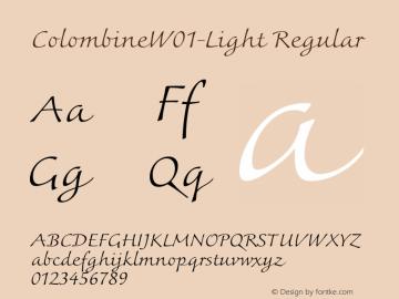 Colombine-Light