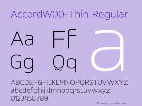 Accord-Thin