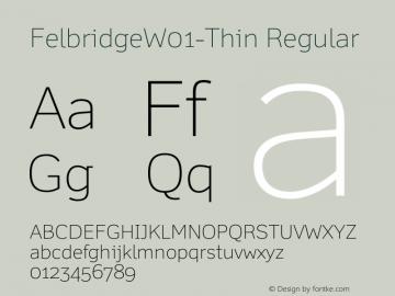 Felbridge-Thin