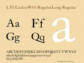 LTCCaslon-RegularLong