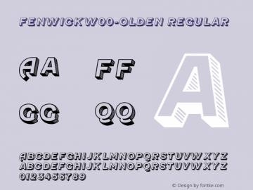 Fenwick-Olden