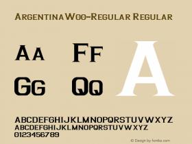 Argentina-Regular