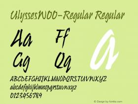 Ulysses-Regular